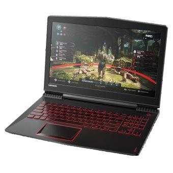 """PC Portable 15"""" Lenovo Y520-15IKBM - Full HD, i5-7300HQ, RAM 8 Go, HDD 1 To + SSD 128 Go, GTX 1060 6Go Max-Q, Windows 10"""