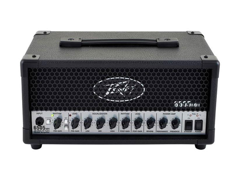 Tête d'Ampli de Guitare Peavey 6505 Mini