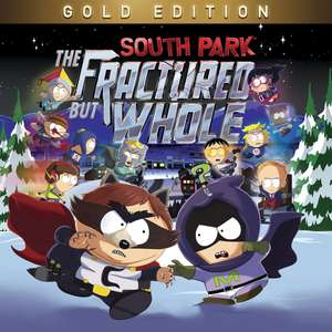 Sélection de jeux en promotion - Ex: South Park The Fractured but Whole Gold Edition: Le jeu + Season Pass sur PC (Dématérialisé - Uplay)