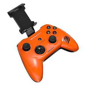 Manette Mad Catz C.T.R.L.i Mobile pour iOS- Gloss Orange