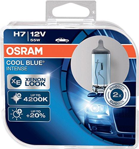 Boite de 2 ampoules Osram Cool Blue Intense H7