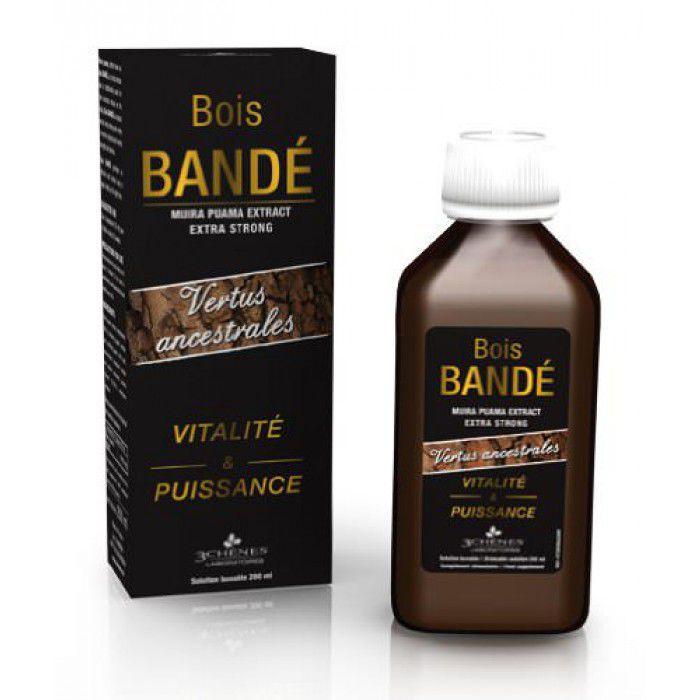 Bouteille de Bois Bandé Vitalité & Puissance (3 chênes) - 200ml