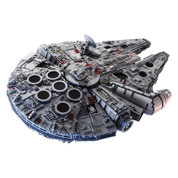 Jouet Lego Millennium Falcon 75192