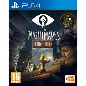 Little Nightmares - Édition Deluxe sur PS4 et Xbox One