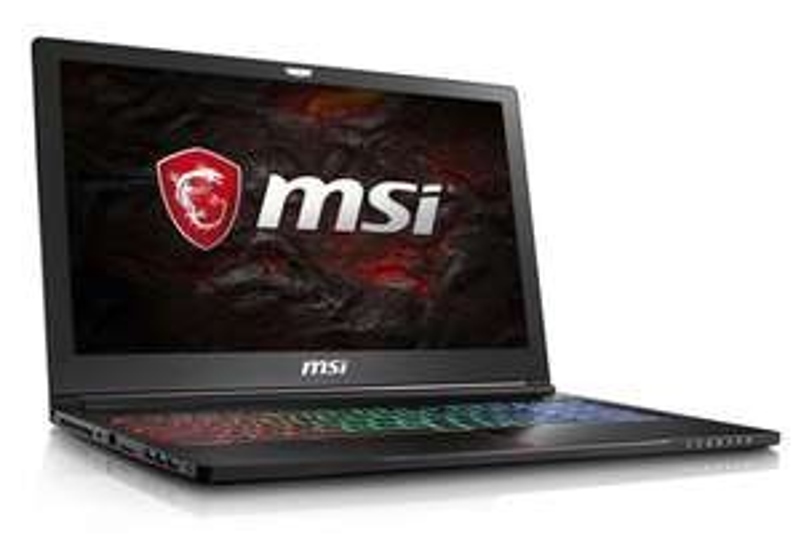 "PC portable 15.6"" full HD MSI Stealth Pro GS63VR 7RG-092FR - i7-7700HQ, GTX-1070, 8 Go de RAM, 1 To + 128 Go en SSD"