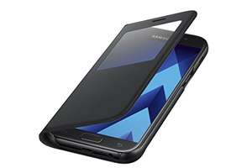 Étui pour smartphone Galaxy A5 2017 Samsung S View