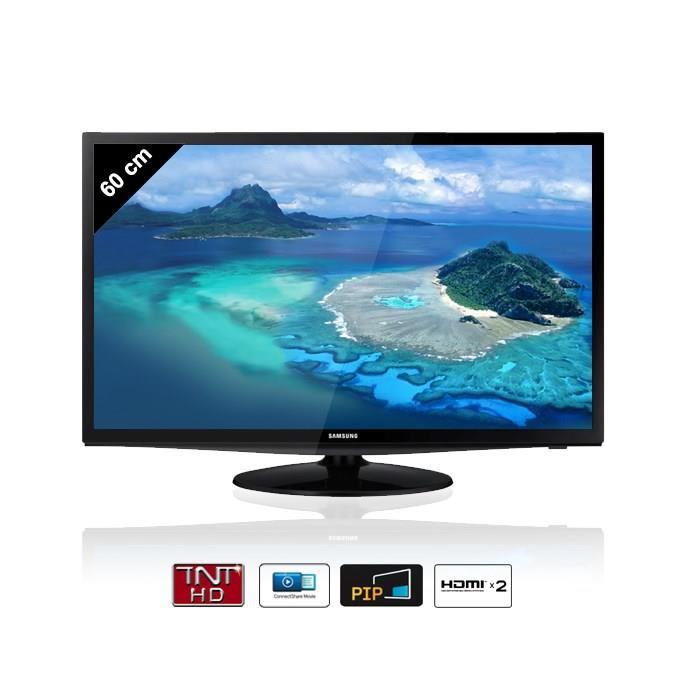 """Moniteur TV TNT HD 23.6"""" SAMSUNG T24D310"""
