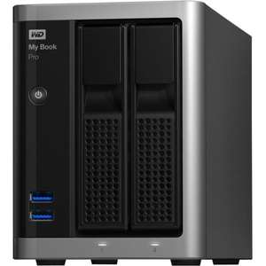 Serveur Nas Western Digital 3,5'' - 6 TO My Book Pro