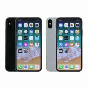 Smartphone Apple iPhone X 64Go - Gris Sideral ou Noir