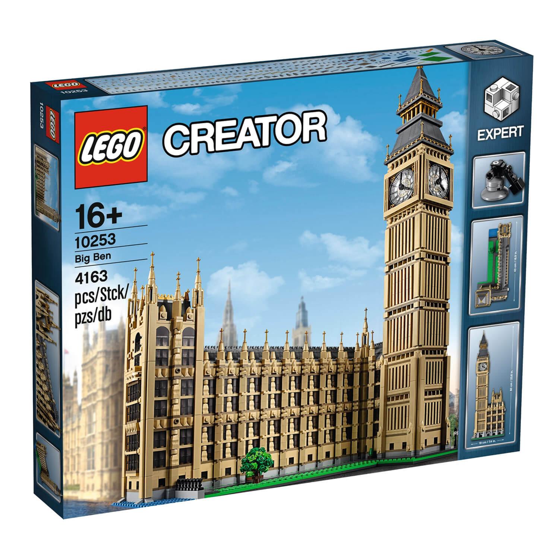 Jeu de construction LEGO 10253 Creator Expert: Big Ben