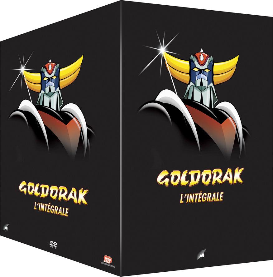 Goldorak - Intégrale - Coffret DVD - Version non censurée