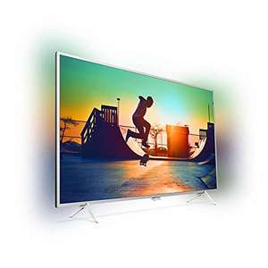 """TV 43"""" Philips 43PUS6432 - 4K UHD, HDR, Ambilight, Android 6.0"""