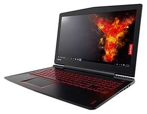 "PC portable 15.6"" full HD Lenovo Legion Y520-15IKBM - i5-7300HQ, GTX-1050, 8 Go de RAM, 1 To + 128 Go en SSD"