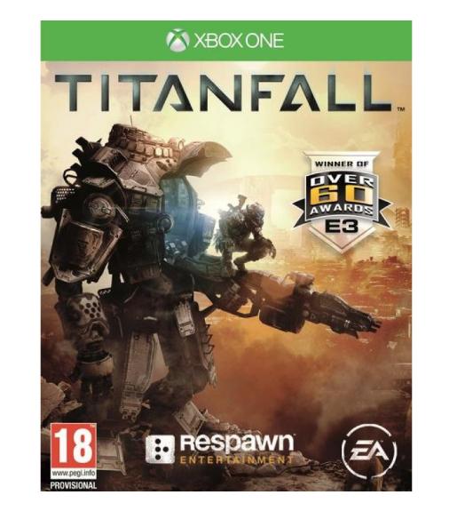 Pack de jeu Titanfall + Fallout 4 (en Anglais) sur Xbox One