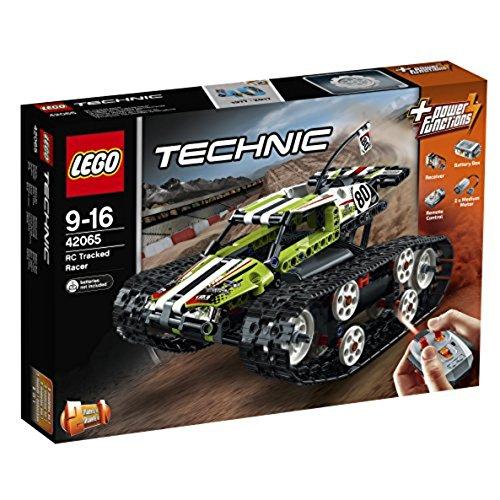 Jeu de construction Lego Technic 42065 - Le Bolide Sur Chenilles Télécommandé