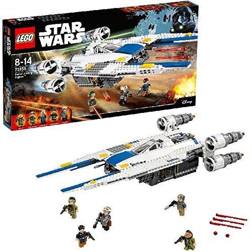 Jeu de construction Lego 75155 - Star Wars - Rebel U-Wing Fighter