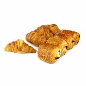Sachet 4 Croissants + 4 Pains au chocolat pur beurre, 440g