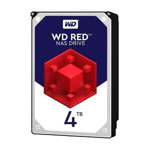 "Sélection de disques durs  3.5"" en promotion - Ex : Western Digital WD NAS Red - 4 To"