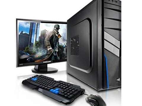 "Pack pc fixe (Amd FX-4300 4x3.8Ghz, GT 740, 1 To, 8 Go Ram, Windows 7) + écran 22"" Samsung S22D300HY + Clavier/souris"