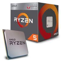 Processeur AMD Ryzen 5 1600X (3.6 GHz)