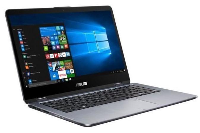 "PC Portable 14"" Asus TP410UA-EC380T - i5-8250U, 6Go de RAM, 1To + 128Go SSD"