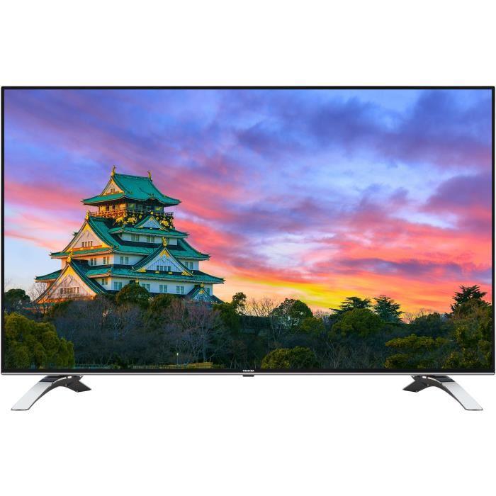 "TV LED 55"" Toshiba 55U6663DG - UHD 4K, Smart TV"