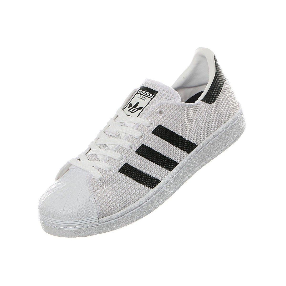 5€ de réduction dès 10€ d'achat + 30% offerts en SuperPoints sur une sélection de Sneakers - Ex : Baskets adidas Originals Superstar White (+ 12.30€ en SuperPoints)