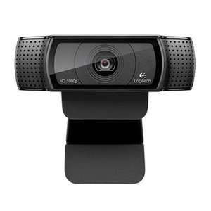Webcam Logitech HD Pro C920 - Full HD (Frontaliers Allemagne)