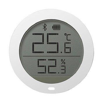 Capteur de température et d'humidité Xiaomi Mijia Thermostat - Bluetooth, Ecran LCD (Pile incluse)