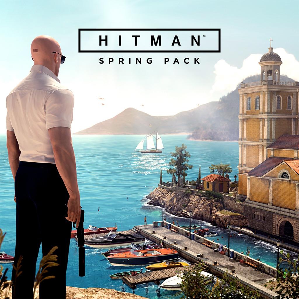 """Extension Hitman : Spring Pack - Episode 2 - """"Sapienza"""" gratuit sur Xbox One, PS4 et PC (Dématérialisé)"""