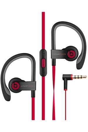 Écouteurs intra-auriculaires Beats Powerbeats 2 - Noir/Rouge + 3 mois Deezer offerts