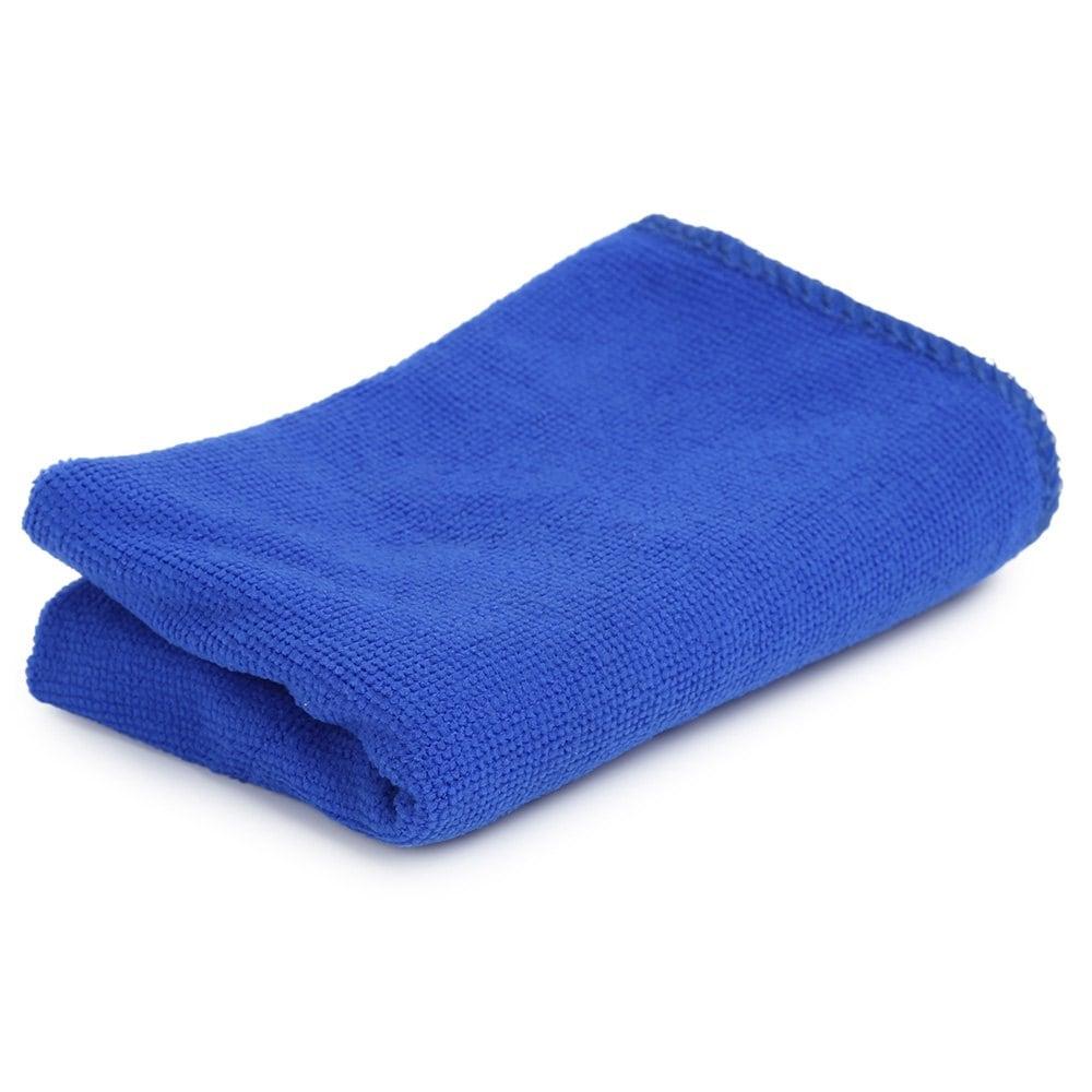 Serviette/Torchon en Microfibre - Bleu (30 x 70 cm)