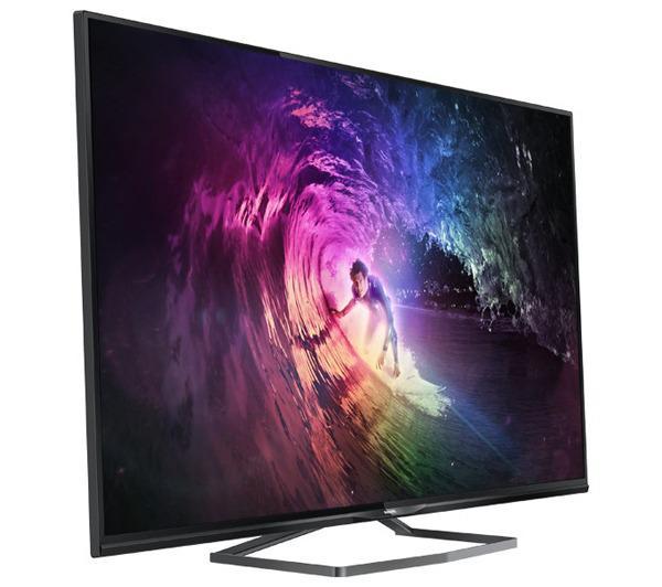 """TV LED 50"""" Philips 50PUK6809 - UHD 4K, Smart TV, 3D"""