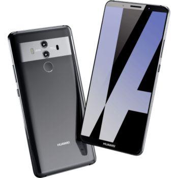 """Smartphone 6"""" Huawei Mate 10 Pro - 2K, Kirin 970, 6 Go de RAM, 128 Go + Etui + Google Home Mini (100€ de réduction pour la reprise d'un ancien téléphone + ODR de 34.99€)"""