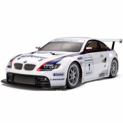 Kit à monter TT-01E Tamiya 58449 - BMW M3 GT2 2009