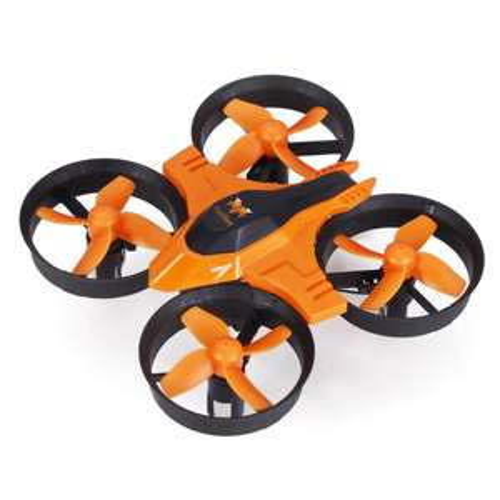 Mini Drone Quadricoptère RC FuriBee F36 orange - 2.4GHz, 4CH, 6 Axes