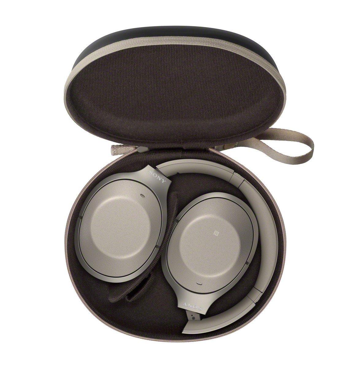 Casque Bluetooth Sony sans fil WH-1000XM2N Réduction de Bruit - Crème