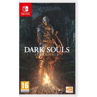[Adhérents] Dark Souls Remastered sur Nintendo Switch (+5€ de crédités sur le compte fidélité)