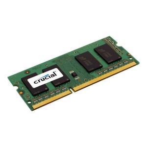 Barrette de RAM Crucial SO-DIMM DDR3L PC3-12800 CL11 - 8 Go