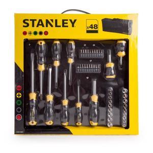 Set de 48 outils à main Stanley STHT0-70887 - avec housse de transport