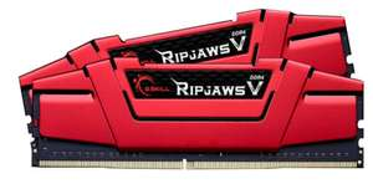 Kit mémoire Ram DDR4 G.Skill Ripjaws V Series 16 Go (2 x 8 Go) - 2800 MHz, CAS 15
