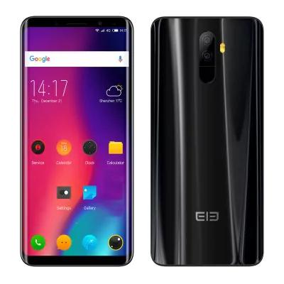 "Smartphone 5.99"" Elephone U Pro - SnapDragon 660, 6Go RAM, 128 Go, Noir (B20)"