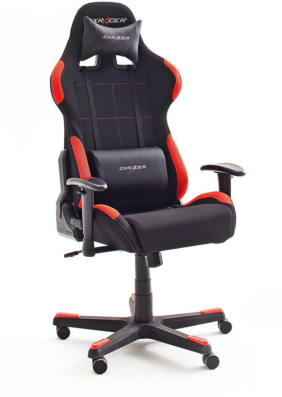 Chaise de bureauDX Racer3 62501 - Noir/Orange