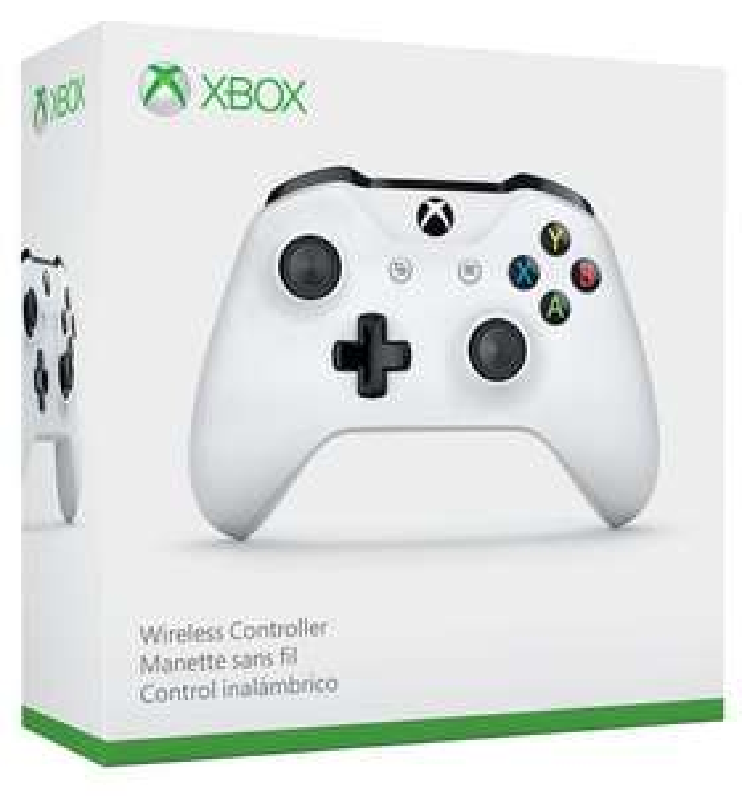 Selection de manettes Xbox One sans fil en promotion - Ex. Manette Microsoft Xbox One Blanche