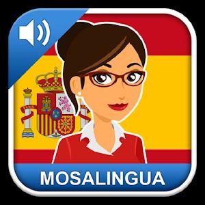 Application Mosalingua : Apprendre l'espagnol rapidement gratuite sur Android et iOS (au lieu de 5,49€)