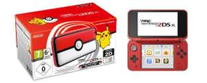 Console portable Nintendo New 2DS XL - Poké Ball Edition ou Pikachu Edition