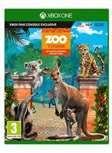 Zoo Tycoon : Ultimate Animal Collection sur Xbox One (Dématérialisé)