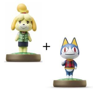 Sélection de packs Amiibo Animal Crossing en promotion - Ex : Animal Crossing : Marie et Charly