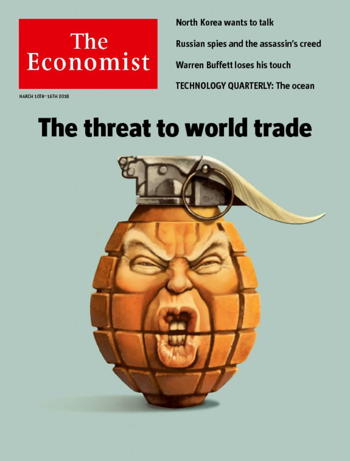 Abonnement d'1 An au magazine The Economist (Dématérialisé)