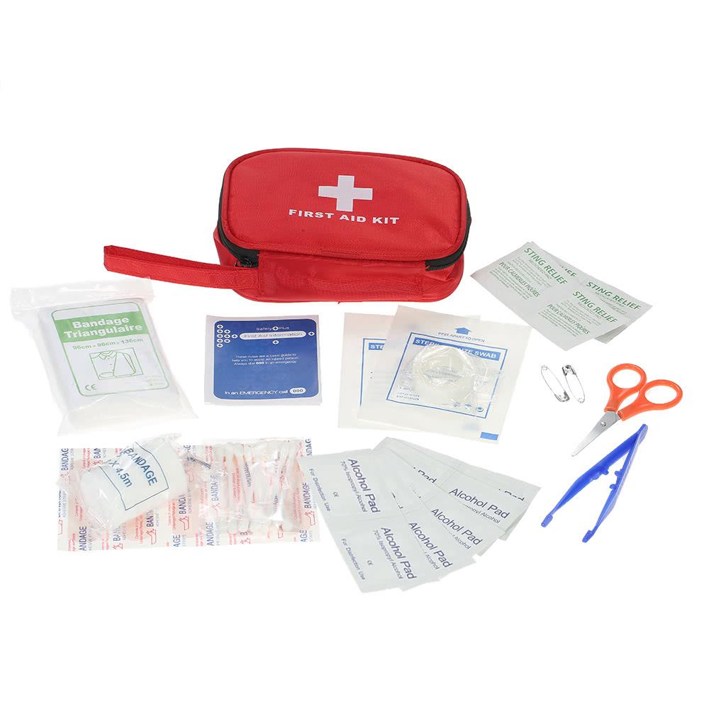 Trousse de premiers secours/soins - 40 pièces